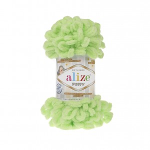 Alize Puffy 41 limonka