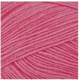 Yarn Art Cotton Soft 42 różowy