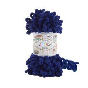 Alize Puffy 360 royal blue