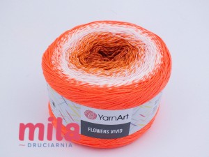 Włóczka Yarn Art Flowers VIVID 512