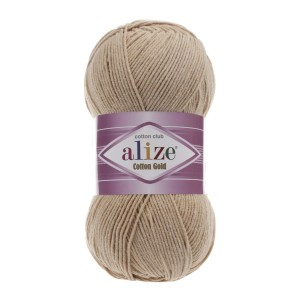 Alize Cotton Gold 262 beż