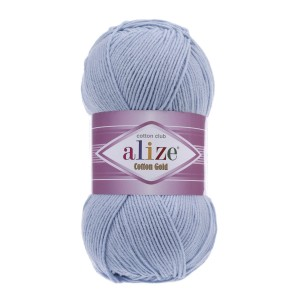 Alize Cotton Gold 40 błękit