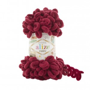 Alize Puffy 107 bordo