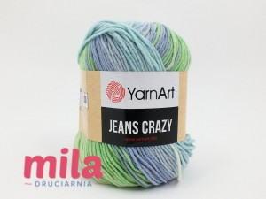 Yarn Art Jeans Crazy 8208
