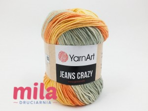 Yarn Art Jeans Crazy 8210