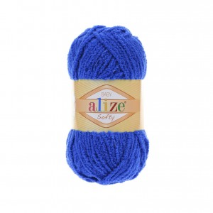 Alize Softy 141 royal blue
