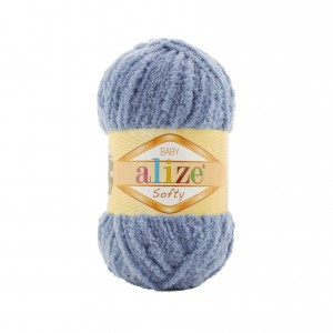 Alize Softy 374 denim