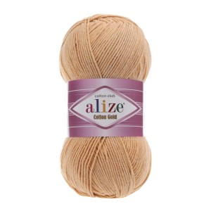 Alize Cotton Gold 446 brudny pudrowy