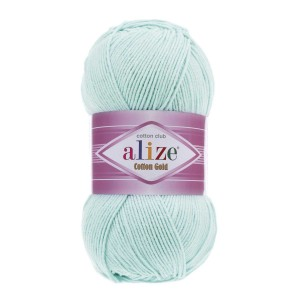 Alize Cotton Gold 514 ice blue