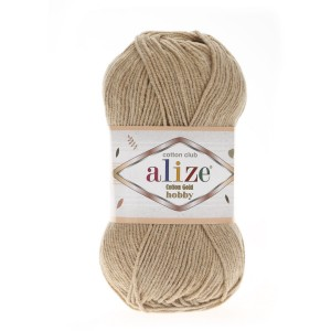 Alize Cotton Gold Hobby 262 beżowy