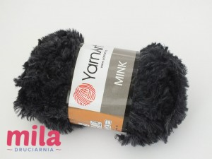 Włóczka Yarn Art Mink 336 grafit