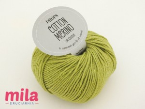 DROPS Cotton Merino 10 pistacja