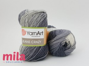 Yarn Art Jeans Crazy 8204