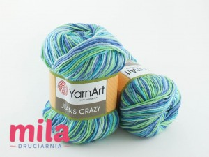 Yarn Art Jeans Crazy 7204