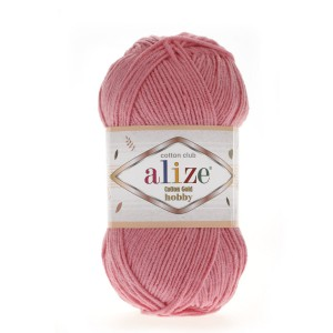 Alize Cotton Gold Hobby 33 różowy