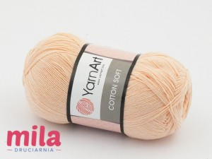 Yarn Art Cotton Soft 73 brzoskwinia