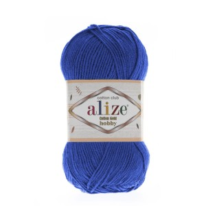 Alize Cotton Gold Hobby 141 szafir