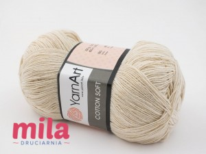 Yarn Art Cotton Soft 05 beż