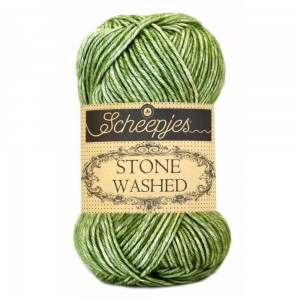 Scheepjes Stone Washed 806 zielony