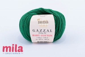 Gazzal Baby Cotton 3467 butelkowy