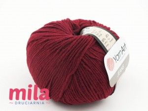 Yarn Art Jeans 66 bordo