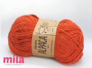 DROPS Alpaca 2925 mix rdza