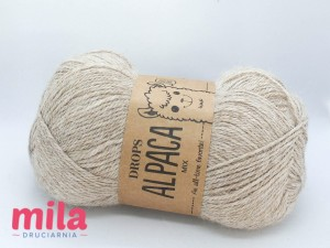 DROPS Alpaca 2020 mix karmel