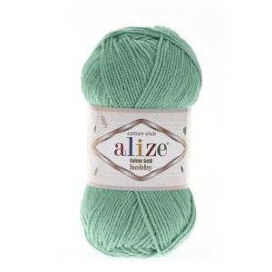 Alize Cotton Gold Hobby 15 miętowy