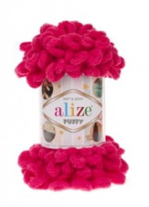 Alize Puffy 149 fuksja