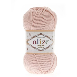 Alize Cotton Gold Hobby 382 cielisty