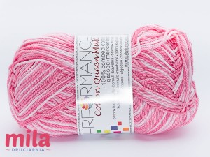 Włóczka Cotton Queen Multi 9004