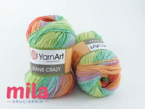 Yarn Art Jeans Crazy 8202