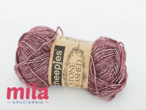 Scheepjes Stone Washed 810 bordo